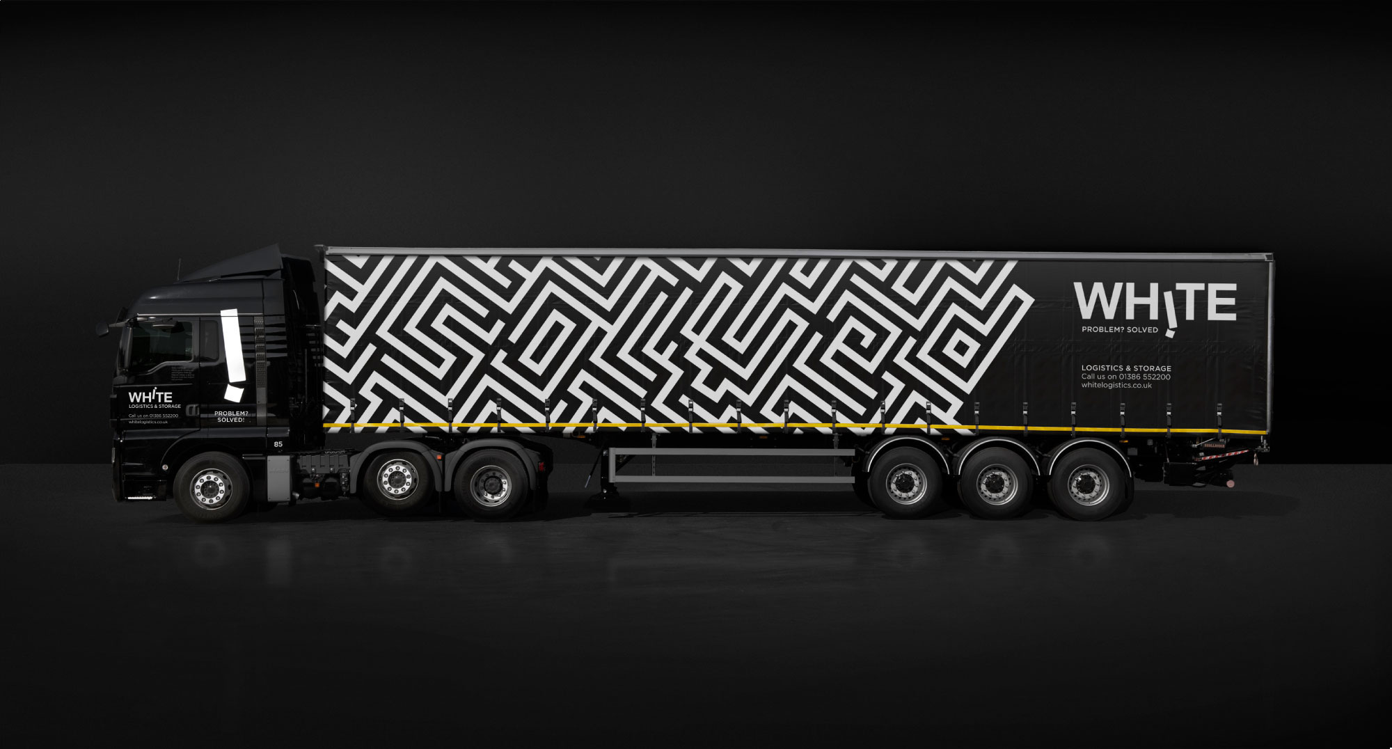 How we tackled Brand Positioning for White Logistics